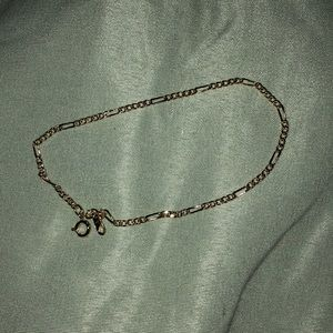 Jewelry - Gold Bracelet and or Anklet
